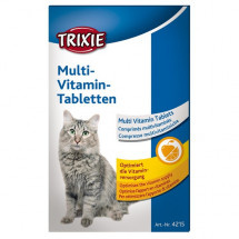 Витамины Trixie Multi-vitamin tabletten, 50г фото