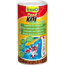 Корм Tetra Pond KOI Mini Sticks 1 л