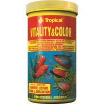 Корм Tropical Vitality & Color для рыб фото