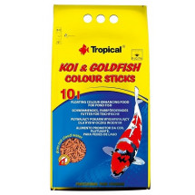 Tropical Koi & Gold Color Sticks для рыб
