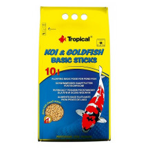 Корм Tropical KOI & Gold Basic Sticks для рыб