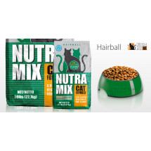 Сухой корм Nutra Mix Hairball, для кошек фото